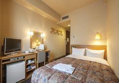 하카타 그린 호텔 빌딩 No.2 - 후쿠오카 - 침실