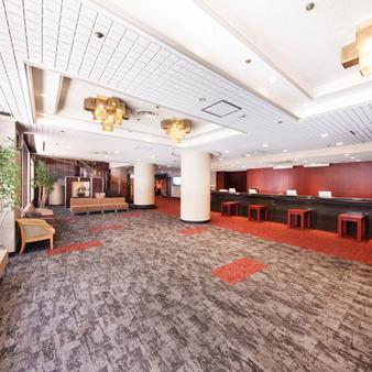 하카타 그린 호텔 넘버 2 - 후쿠오카 - 프론트 데스크