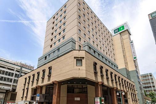 하카타 그린 호텔 넘버 2 - 후쿠오카 - 건물