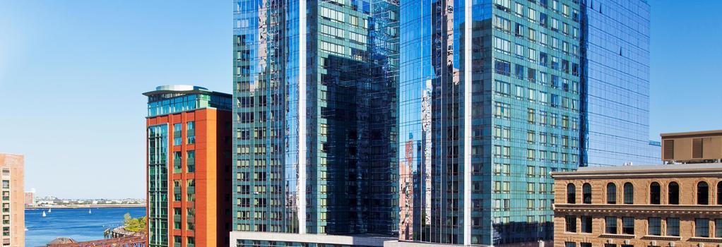 인터컨티넨탈 보스턴 - 보스턴 - 건물