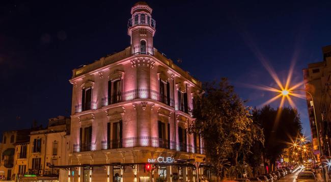 Hotel Hostal Cuba - 팔마데마요르카 - 건물