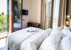 Hotel Hostal Cuba - 팔마데마요르카 - 침실