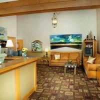 Lift House Lodge Lobby Sitting Area