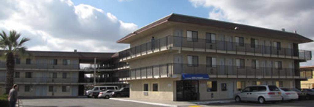 Valley Inn Fresno - 프레즈노 - 건물