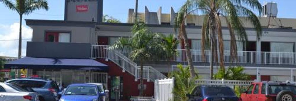 Wishes Hotel Biscayne - 마이애미 - 건물