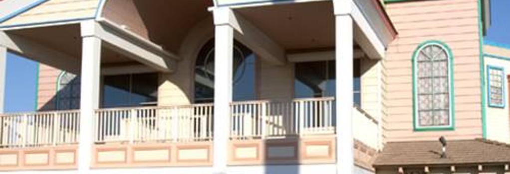 E-z 8 Motel Bakersfield - 베이커즈필드 - 건물