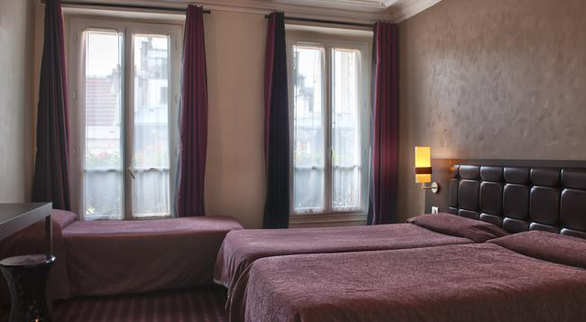 그랜드 호텔 레베크 - 파리 - 침실