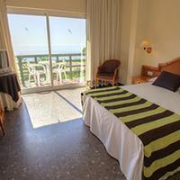 Hotel Tropicana Guestroom