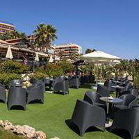 Hotel Tropicana Outdoor Dining