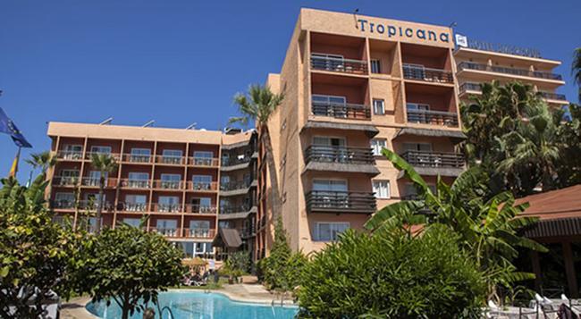Hotel Tropicana - 토레몰리노스 - 야외뷰