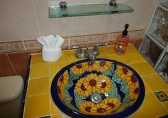 호텔 델 페레그리노 - 메리다 - 욕실