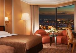 호텔 한큐 인터내셔널 - 오사카 - 침실