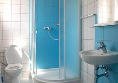 파티오 호스텔 - 브라티슬라바 - 욕실