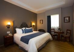 호텔 소콜로 센트럴 - 멕시코시티 - 침실
