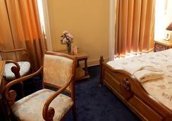 Hotel Maria Luisa - 소피아 - 침실