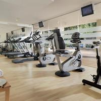 H10 콘쿠이스타도르 Fitness Facility