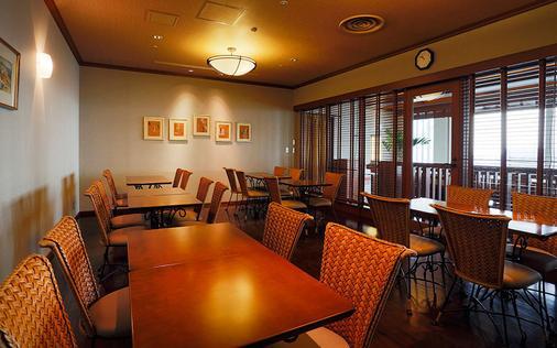 호텔 몬토레 라 스루 오사카 - 오사카 - 라운지