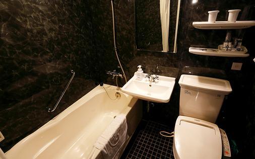 호텔 몬토레 라 스루 오사카 - 오사카 - 욕실