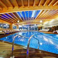 코린티아 호텔 리스본 Indoor Pool