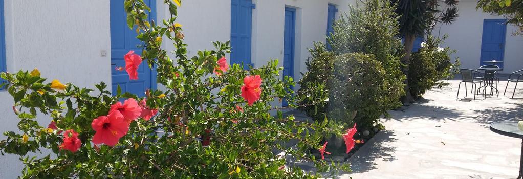 Mykonos Vouniotis Rooms - 미코노스섬 - 건물