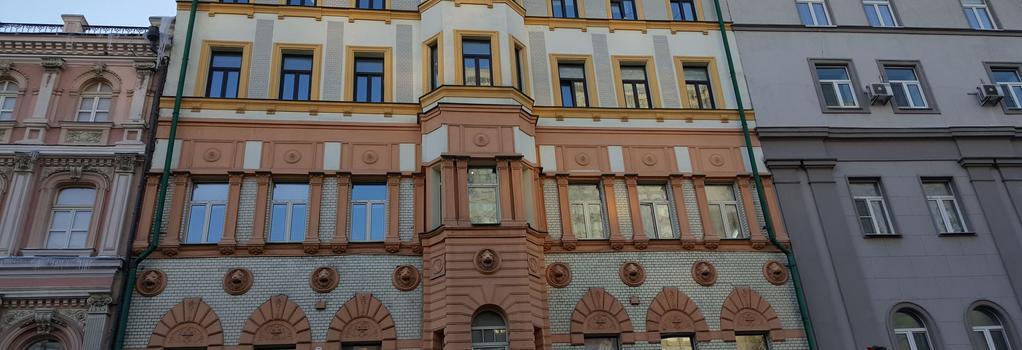 Hostels Rus-Arbat - 모스크바 - 건물