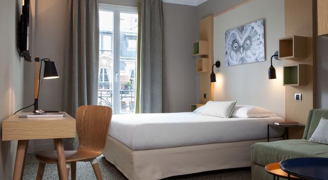 슈에트 호텔 - 파리 - 침실