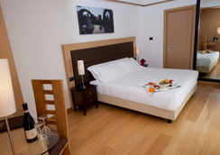 팍 호텔 지네브라 - 로마 - 침실
