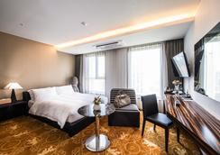 호텔 레오 - 제주 - 침실