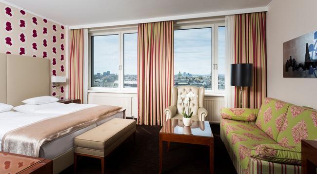 호텔 암 파크링 - 빈 - 침실