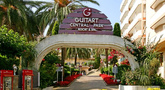 Guitart Central Park Resort & Spa - 요렛데마르 - 건물