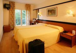 Hotel Guitart Central Park Aqua Resort 3 - 요렛데마르 - 침실