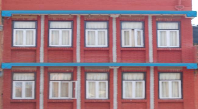 호텔 비짓 네팔 - 카트만두 - 건물