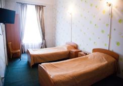 Mini Hotel Petropavlovsky - 상트페테르부르크 - 침실