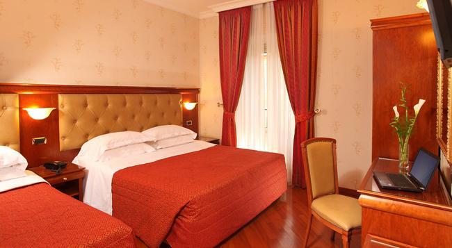 호텔 세레나 - 로마 - 침실