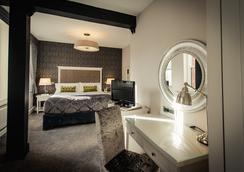 Hotel Isaacs Cork - 코크 - 침실