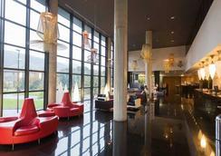 세르코텔 호텔 그랑 빌바오 - 빌바오 - 라운지