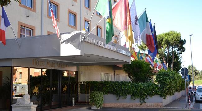 Hotel Marc Aurelio - 로마 - 건물