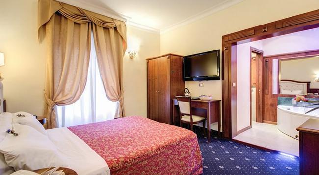 에세드라 인 - 로마 - 침실