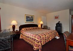 Presidio Inn - 샌프란시스코 - 침실