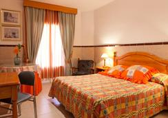 Hotel Montana - 로지즈 - 침실