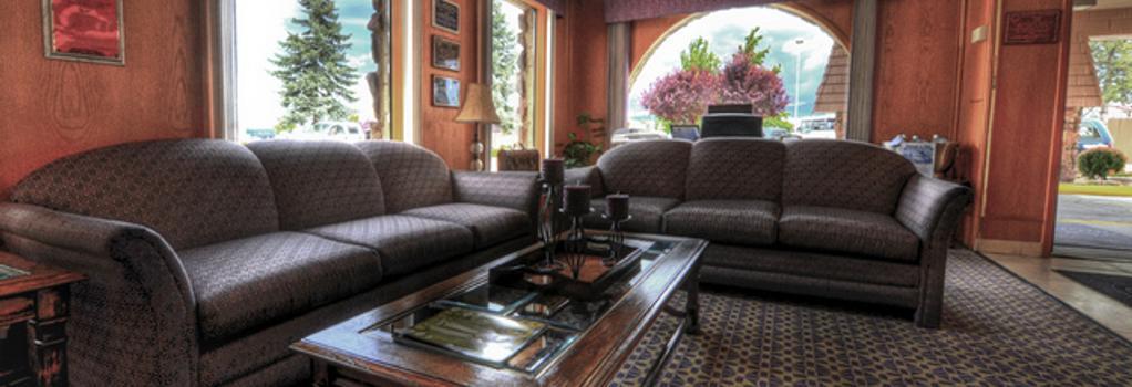 Cottonwood Suites Boise Riverside Downtown - 보이시 - 로비