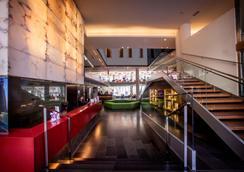 아이레 호텔 로셀론 - 바르셀로나 - 로비
