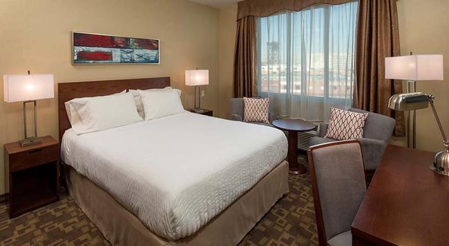 Jaslin Hotel - 시카고 - 침실