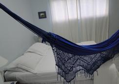 Hostel Gaivotas - 나타우 - 침실