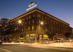호텔 노르망디 로스 앤젤레스 - 로스앤젤레스 - 건물
