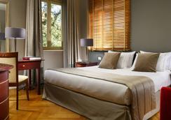 Hotel Principe Torlonia - 로마 - 침실