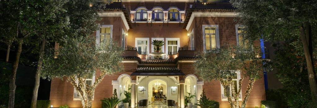 Hotel Principe Torlonia - 로마 - 건물