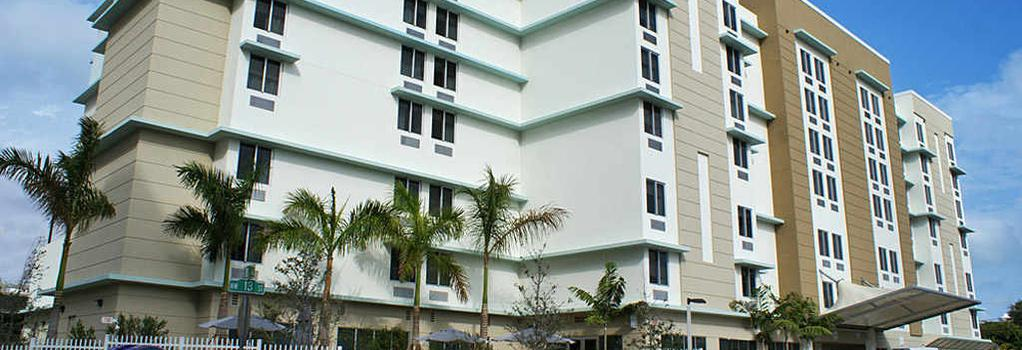 SpringHill Suites Miami Downtown/Medical Center - 마이애미 - 건물