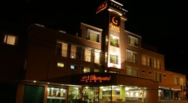 Barnard Hotel - 키토 - 건물