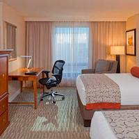 힐튼 탐파 다운타운 Double Bed Guest Room